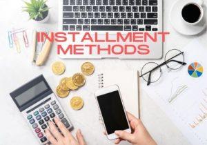 installment methods